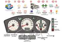 Car Dashboard Labeled Beetle S Dash Is Functional Pictures to pin on Pinterest